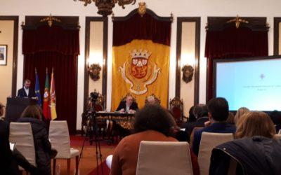 Reunião do Conselho Municipal de Educação de Coimbra