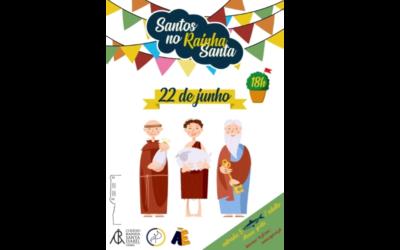 Santos no Rainha Santa 2019