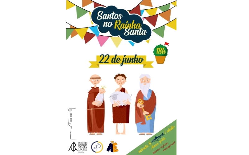 Santos no Rainha Santa – 22 Junho