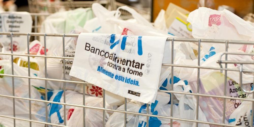 APCRSI na Campanha de Recolha de Alimentos do Banco Alimentar