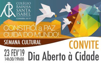 Semana Cultural 2018/2019